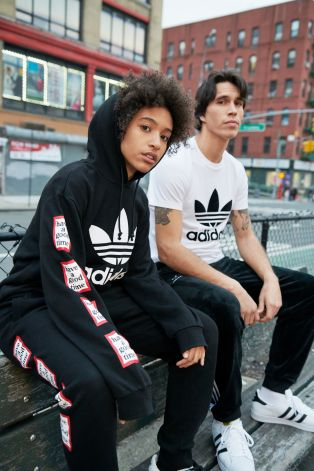adidas Originals by have a good time 全新联名系列正式发布