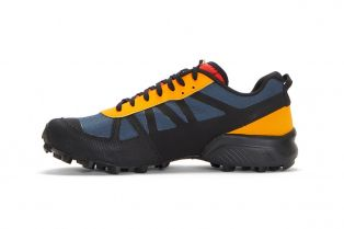 District Vision x Salomon 全新联名 DV Mountain Raver 系列上架