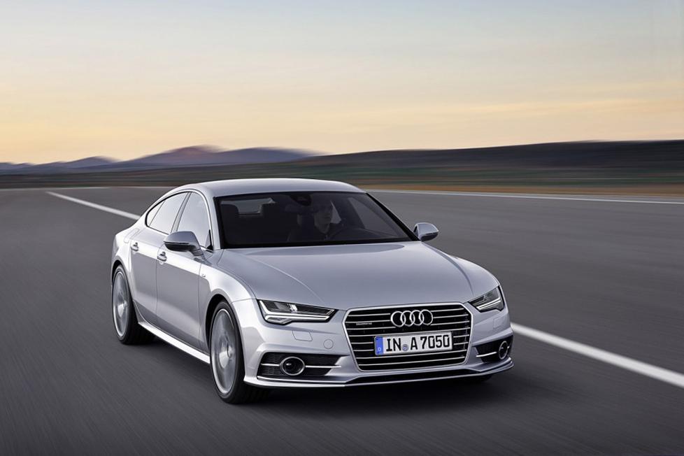 抢先预览 2015 年式样 Audi A7 与 S7 车款